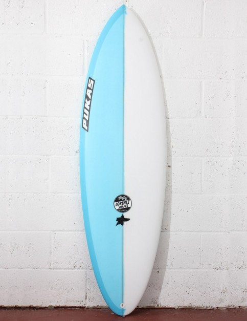 Pukas Original Sixtyniner Surfboard 6ft 0 FCS II - Blue