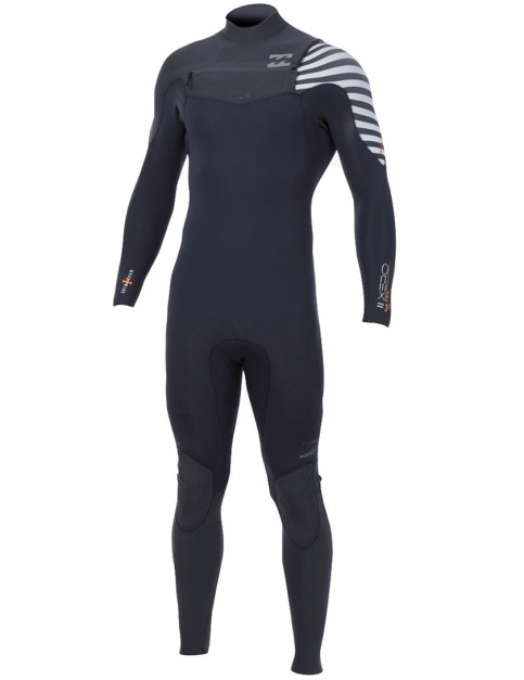 Billabong Wetsuits Xero Pro Chest Zip 3/2mm Summer 2015 - Navy