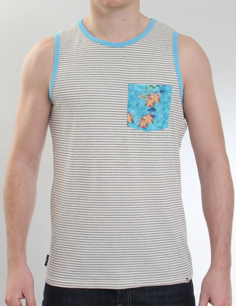 Reef La Jolla Cove Vest - Natural