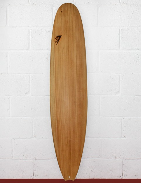 Firewire Timbertek FlexFlight Moon Tail Surfboard 9ft 1 Futures - Natural Wood