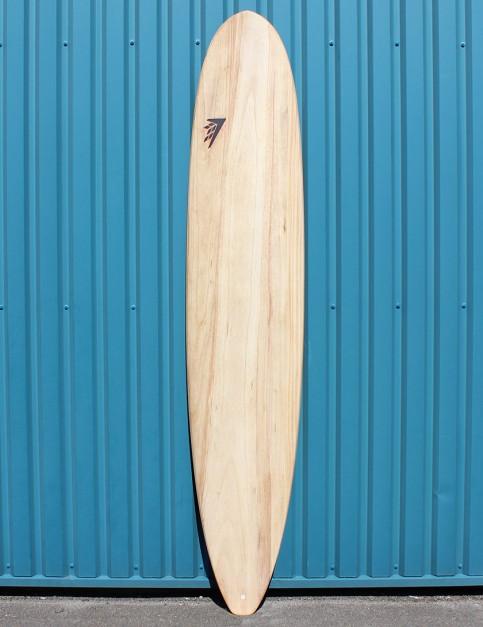Firewire Timbertek FlexFlight Squash Tail Surfboard 9ft 6 Futures - Natural Wood