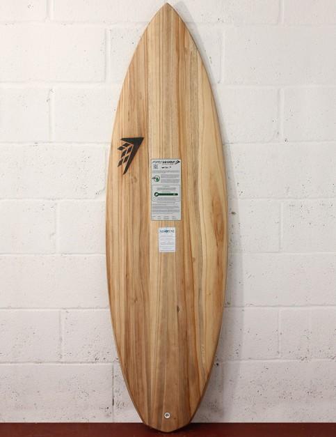 Firewire Timbertek Spitfire Surfboard 6ft 4  FCS II - Natural Wood