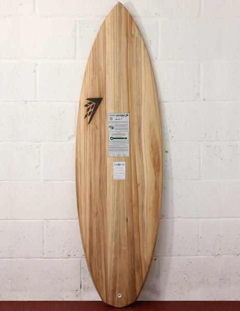 Firewire Timbertek Spitfire Surfboard 6ft 8 FCS II - Natural Wood