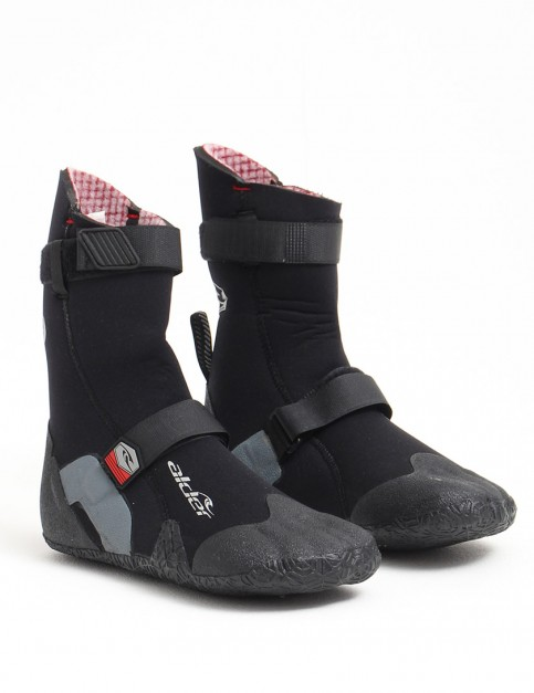 Alder Plasma FastDry Lined Split Toe 7mm Wetsuit boots - Black