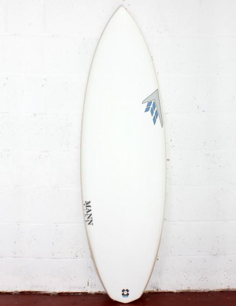 Firewire FST Spitfire Surfboard 6ft 4 FCS II - White