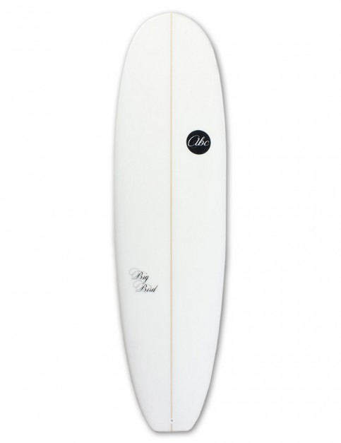 ABC Big Bird Mini Mal surfboard 7ft 0 - White