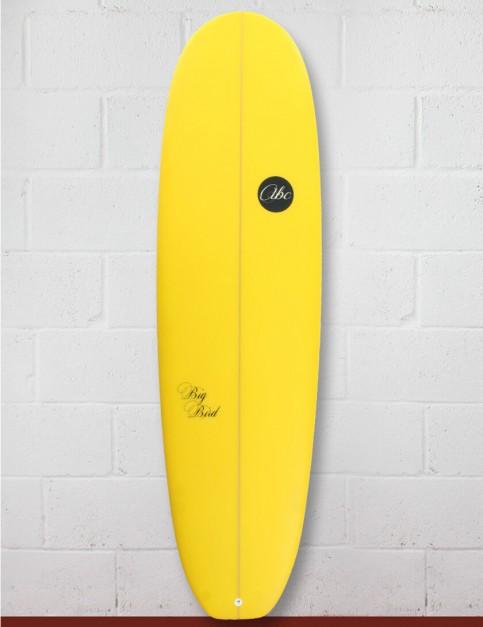 ABC Big Bird surfboard 6ft 10 - Yellow