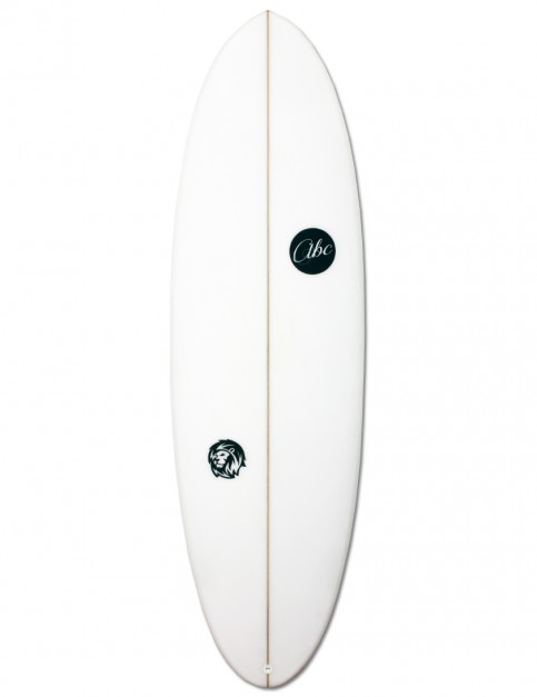 ABC Wild Cat surfboard 5ft 11 - White