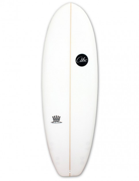 ABC Mash King surfboard 6ft 0 - White