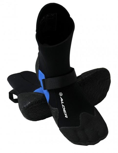 Alder Enzo Split Toe 3mm Wetsuit Boots - Black