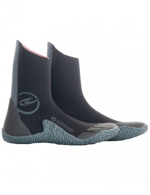 Alder Drift Round Toe 5mm Wetsuit Boots - Black