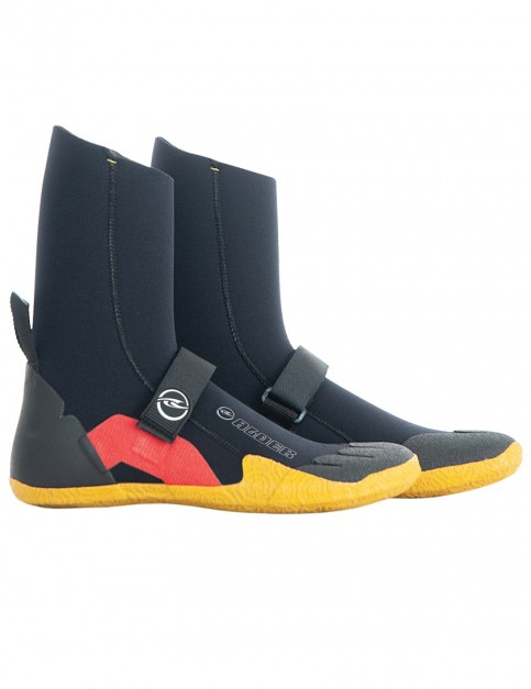 Alder Enzo Round Toe 6mm Wetsuit Boots - Black