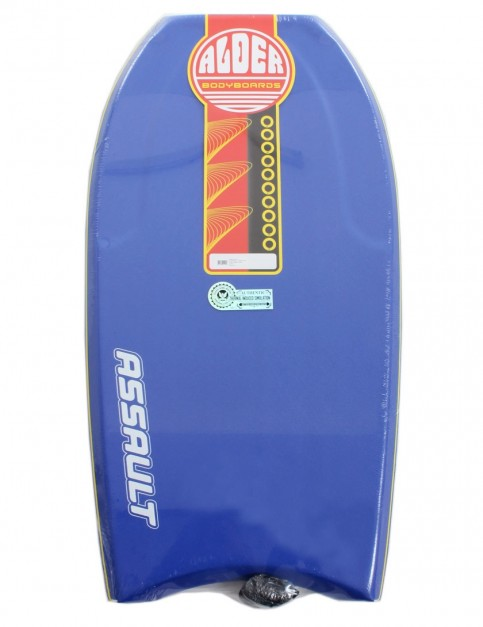 Alder Assault Bodyboard 42 inch - Mid Blue