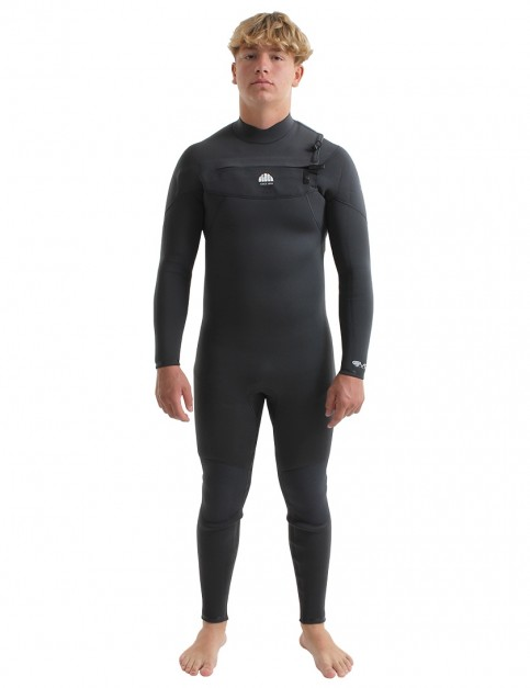 Alder Evo Fire Chest Zip 5/4/3mm Wetsuit 2019 - Graphite