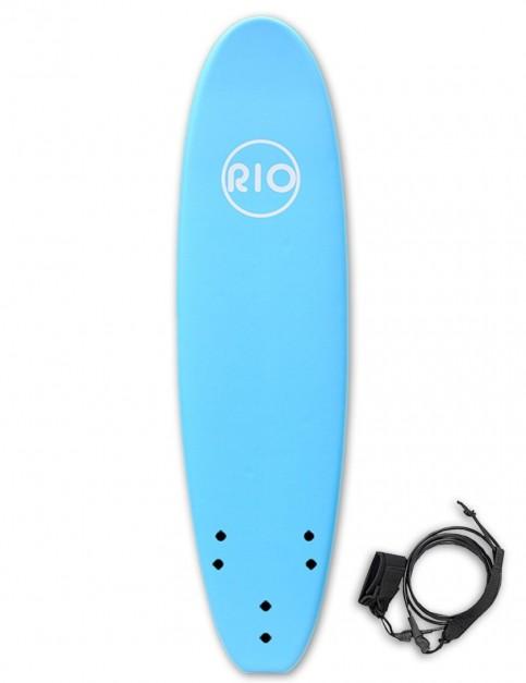 Alder Rio Soft Surfboard 7ft 0 - Blue