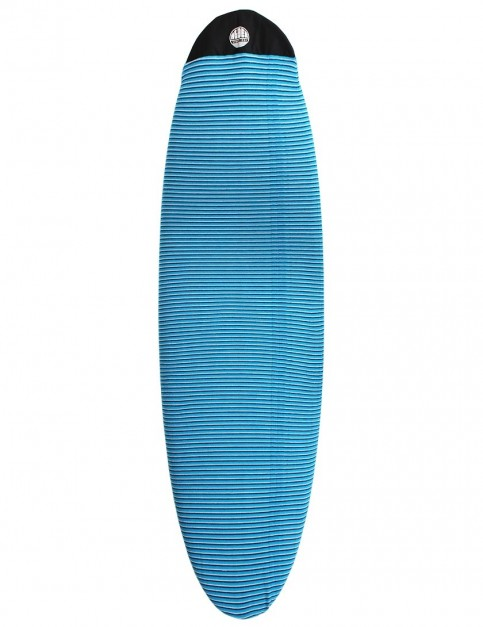 Alder Surfboard Stretch Cover Mal 7ft 6 - Blue