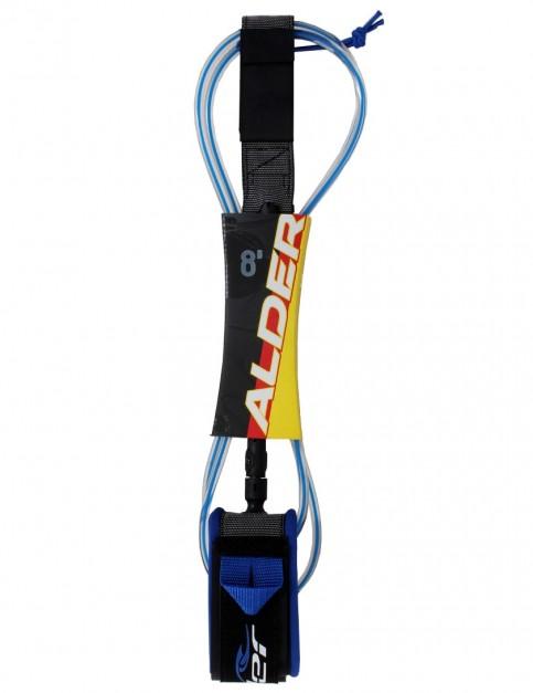 Alder Ultra Surf surfboard leash 8ft - Blue