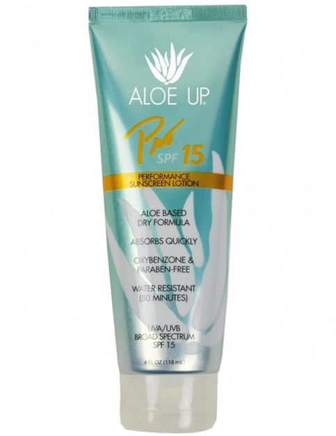 Aloe Up Pro Ultra Sport SPF 15 Sunscreen - Misc