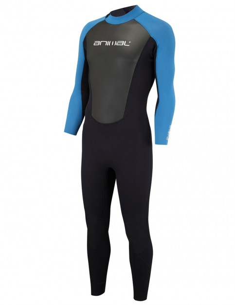 Animal Nova 3/2mm wetsuit 2018 - Marina Blue