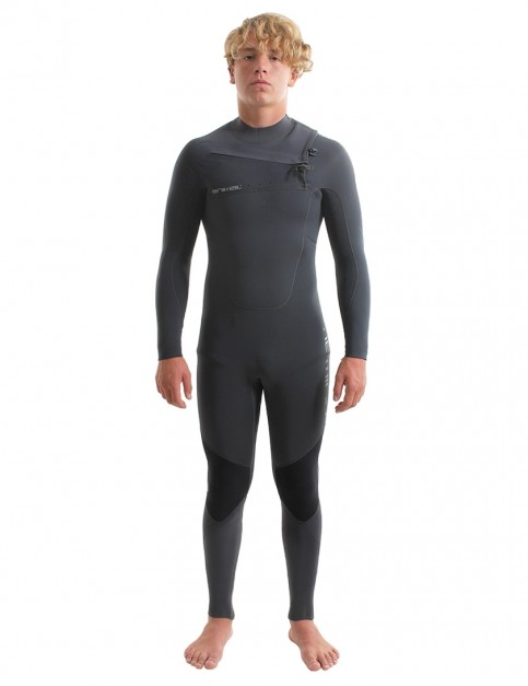 Animal Phoenix Chest Zip 5/4/3mm Wetsuit 2018 - Graphite Grey