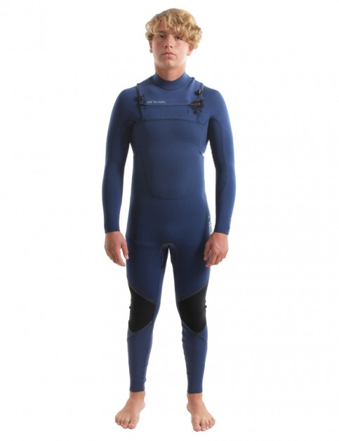 Animal Phoenix Pro Chest Zip 5/4/3mm Wetsuit 2018 - Dark Navy