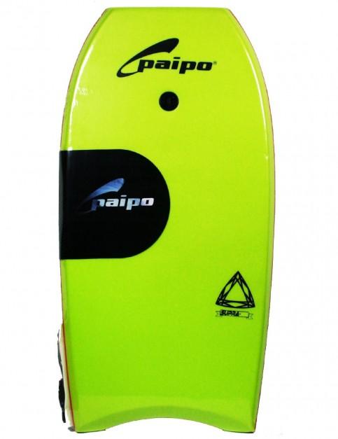 ASD Paipo Bodyboard 44 inch - Lime