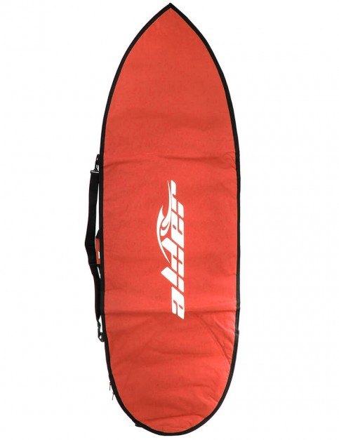 Alder Hybrid Cover 5mm surfboard bag 6ft 6 - Red