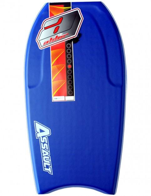 Alder Assault Bodyboard 38 inch - Dark Blue