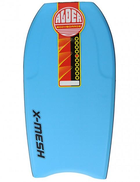 Alder X-Mesh Bodyboard 44 inch - Light Blue