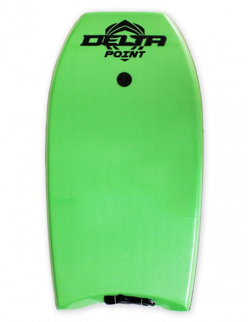 Alder Delta Point Bodyboard 36 inch - Green