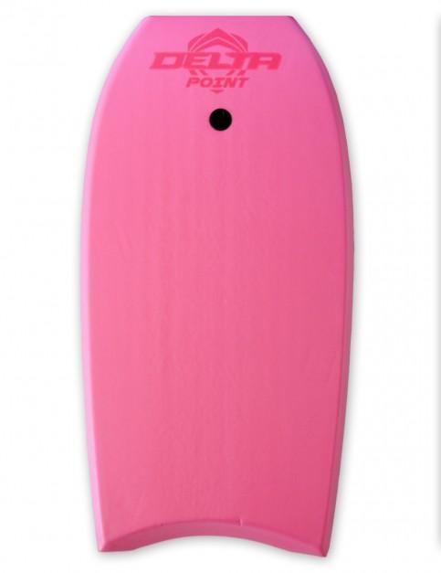 Alder Delta Point Bodyboard 40 inch - Pink
