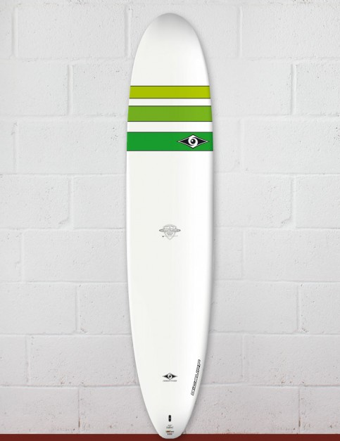 Bic ACE-TEC Classic Longboard surfboard 9ft 0 - Green