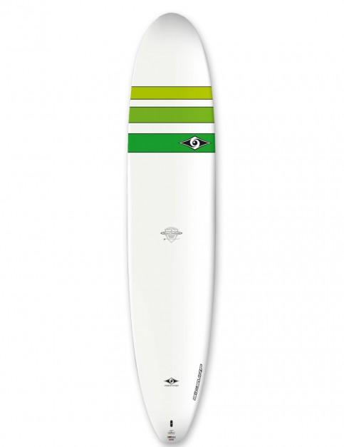 Bic ACE-TEC Classic Longboard surfboard 9ft 0 - Green