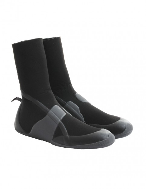Billabong Absolute Comp Round Toe 5mm Wetsuit Boot - Black