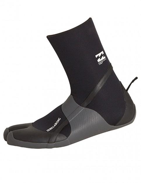 Billabong Absolute Comp Split Toe 5mm Wetsuit Boot - Black