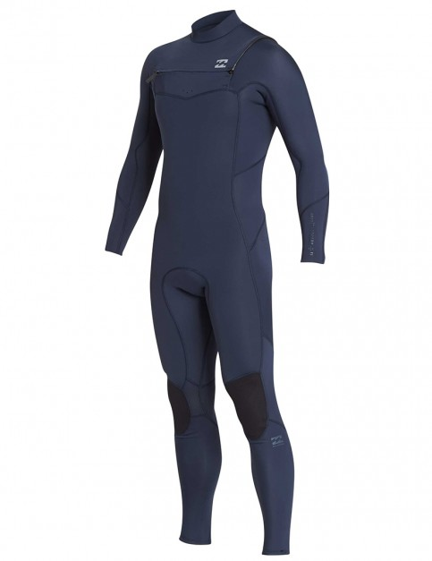 Billabong Furnace Absolute Comp Chest Zip 5/4mm wetsuit 2019 - Slate
