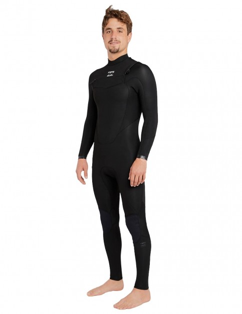 Billabong Absolute Comp Chest Zip 3/2mm Wetsuit 2018 - Black