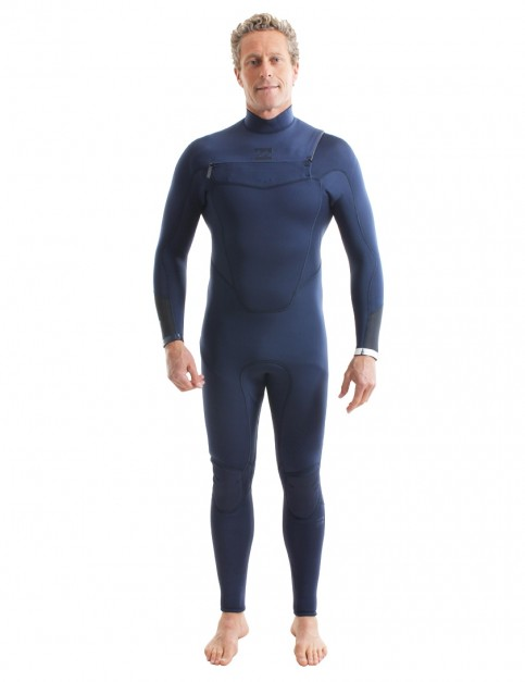 Billabong Absolute Comp Chest Zip 5/4mm Wetsuit 2018 - Navy