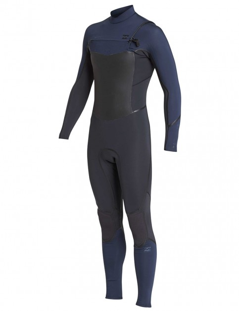 Billabong Furnace Absolute X Chest Zip 5/4mm wetsuit 2019 - Slate
