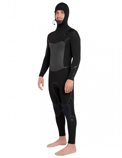 Billabong Furnace Absolute X 5/4mm Hooded wetsuit 2019 - Black