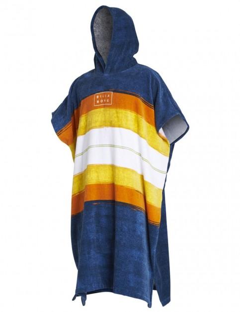 Billabong Indigo Hoodie Towel - Slate
