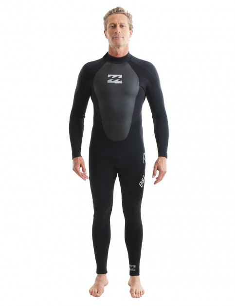 Billabong Intruder 5/4mm Wetsuit 2018 - Black