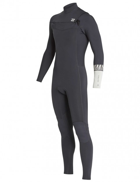 Billabong Furnace Revolution Chest Zip 5/4mm wetsuit 2019 - Graphite