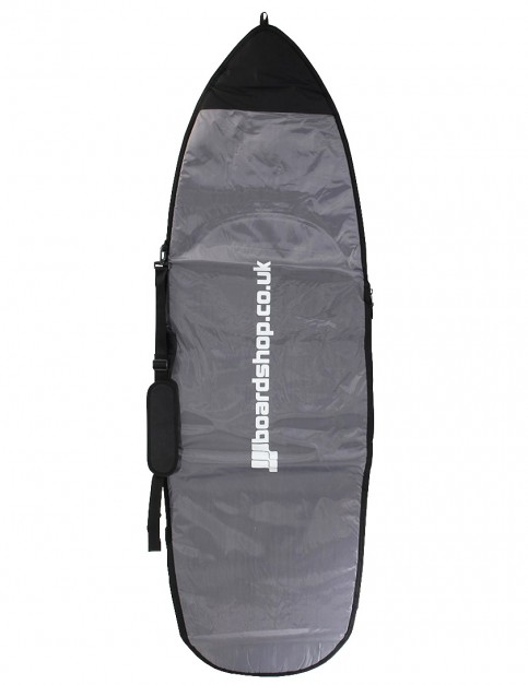 Boardshop Hybrid Fish Surfboard bag 5mm 6ft 9 - Grey