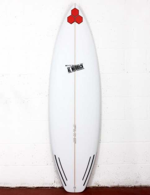 Channel Islands OG Flyer surfboard 6ft 1 FCS II - White