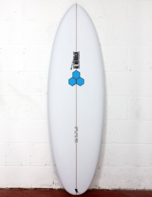 Channel Islands Biscuit Surfboard 6ft 4 FCS II - White