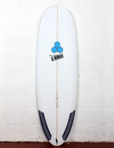 Channel Islands Hoglet Surfboard 5ft 9 Futures - White