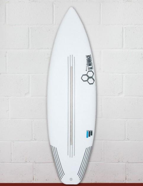 Channel Islands Sampler surfboard FlexBar 5ft 10 - FCS II - White