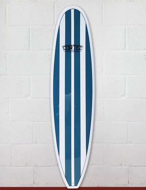 Cortez Funboard Surfboard 7ft 6 - Navy