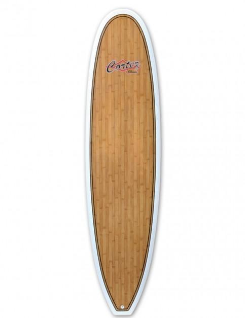 Cortez Fun Veneer Surfboard 8ft 0 - Bamboo